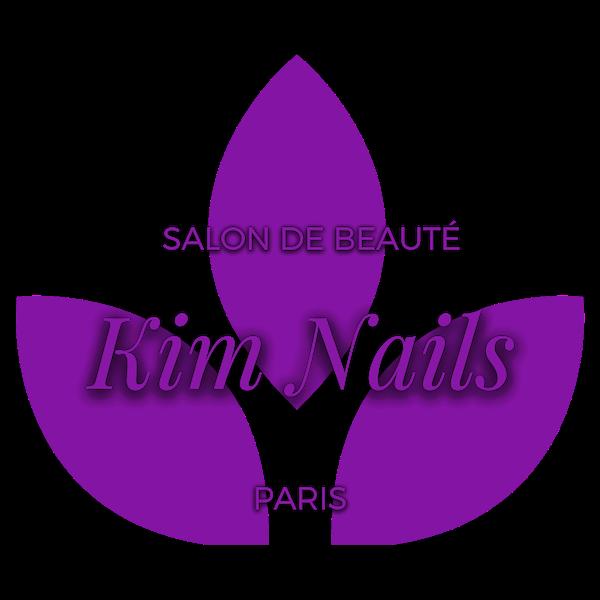 Logo Kim Nails Salon de Beauté & Manucure