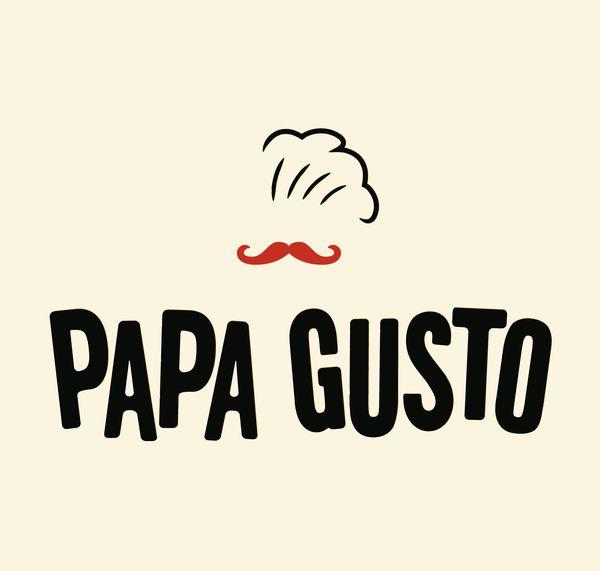 Logo Papa Gusto