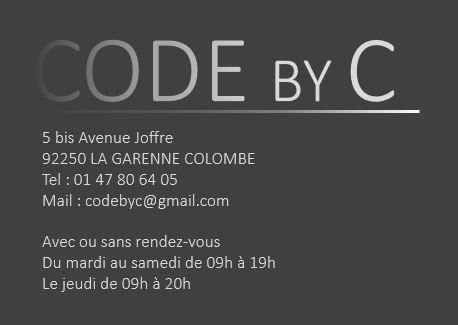 Logo Code By C