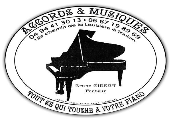 Logo Accords Et Musiques