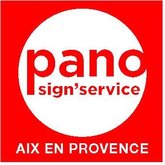 Logo PANO AIX - Les Experts en Signalétique SARLU