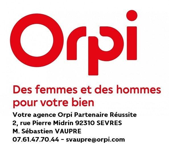Logo ORPI Partenaire Réussite
