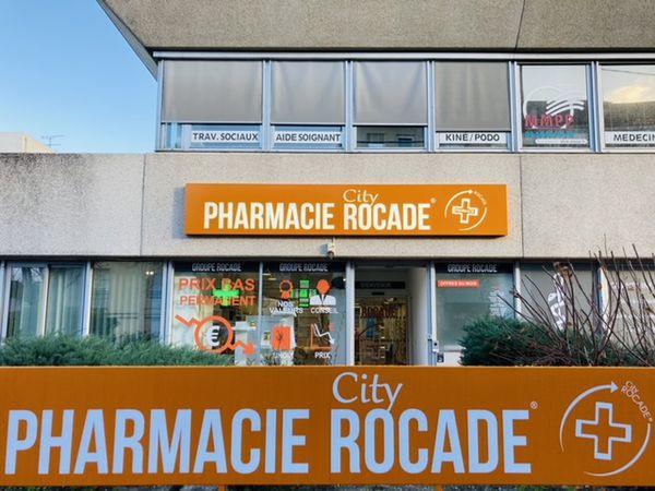 Logo Pharmacie de l'Ecole Normale