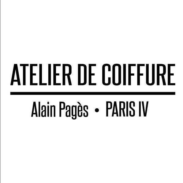 Logo Atelier de Coiffure Alain Pagès