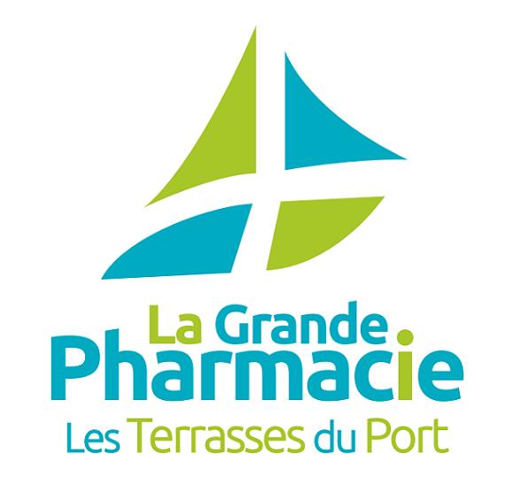 Logo Pharmacie Les Terrasses Du Port