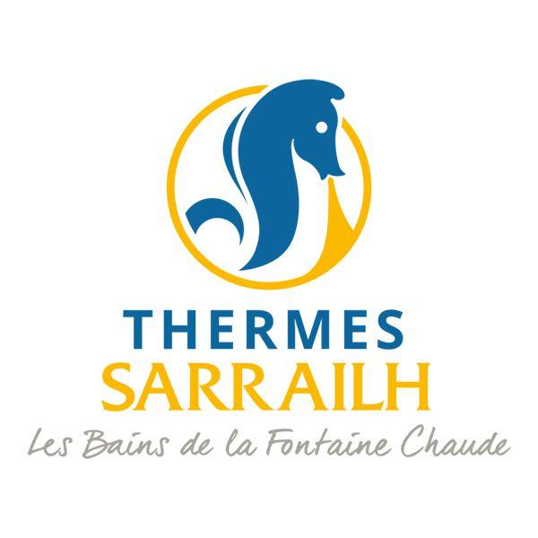 Logo Hôtel & Thermes Sarrailh