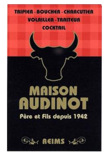 Logo Maison Audinot