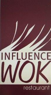 Logo Influence Wok