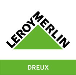 Logo Leroy Merlin Vernouillet - Dreux