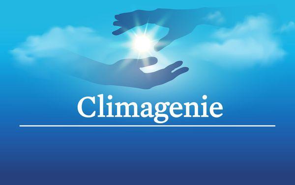 Logo Clima-genie SAS