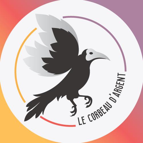 Logo Le Corbeau d'Argent - Production & Formation Musicale