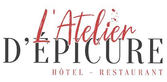 Logo Logis Hôtel l'Atelier d'Epicure