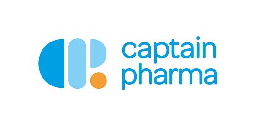 Logo Pharmacie Captain Pharma
