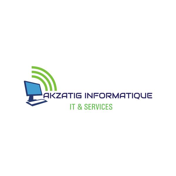 Logo AKZATIG INFORMATIQUE