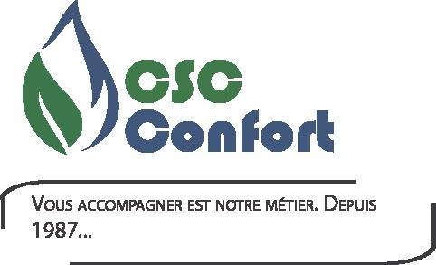 Logo CSC Confort