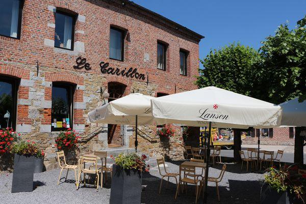 Logo Restaurant Le Carillon SAS