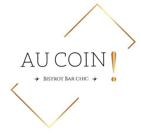 Logo Au Coin ! Bistrot Bar Chic