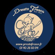 Logo Presto Fresco