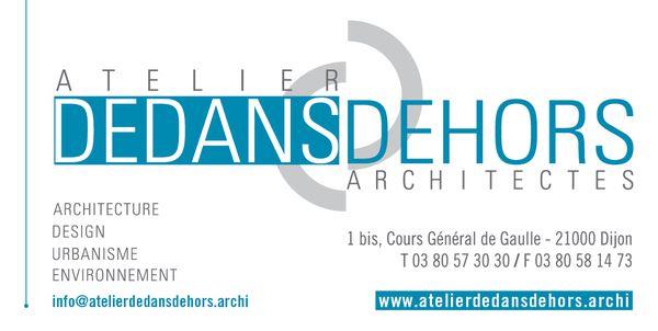 Logo Atelier Dedans Dehors