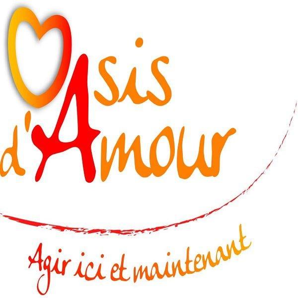 Logo Association Humanitaire OASIS D'AMOUR