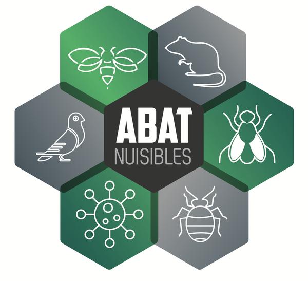 Logo ABAT - Guêpes et Frelons