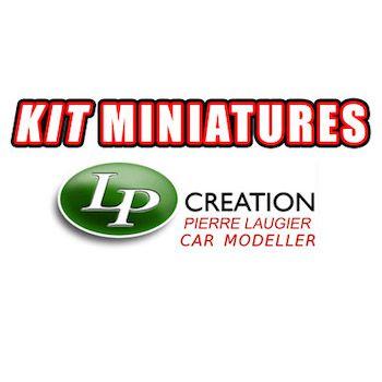 Logo Kit Miniatures et LP Creation