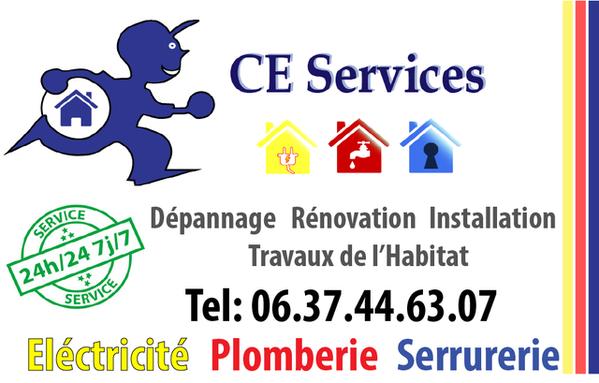 Logo Chef Elec Services