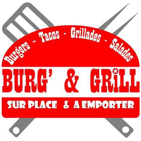 Logo Burg & Grill