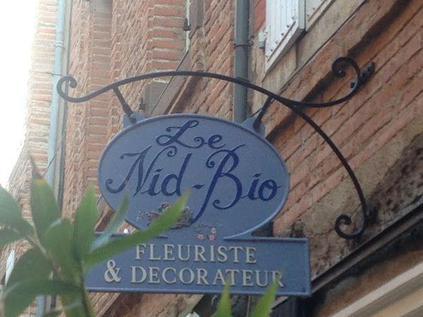 Logo Le Nid Bio SARL