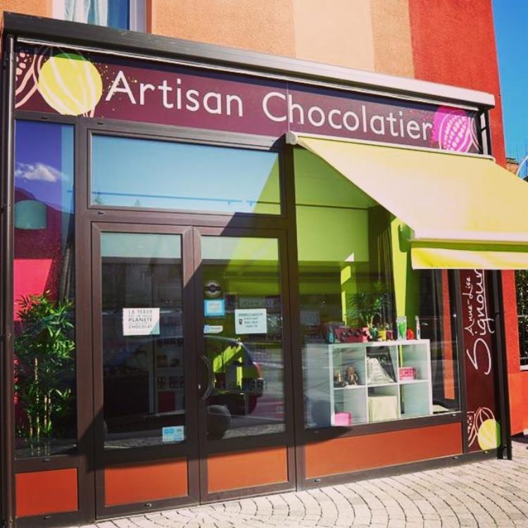 Logo Chocolaterie Signouret
