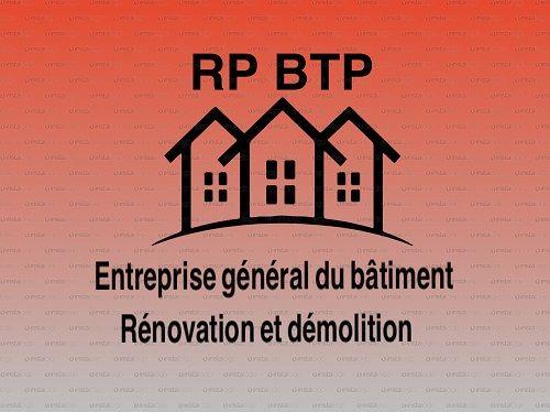 Logo RP BTP Pedaccini Rémi