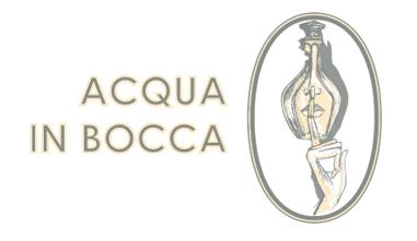 Logo Acqua in Bocca