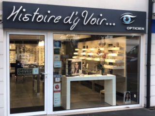 Logo Histoire D'y Voir