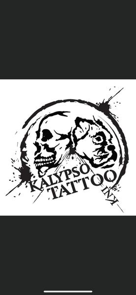 Logo Kalypso Tattoo Ink