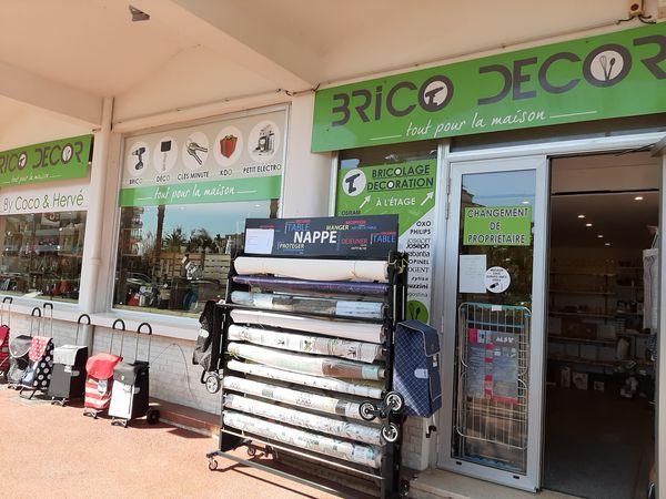 Logo BRICO DECO