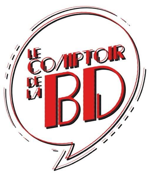 Logo Le Comptoir De La BD
