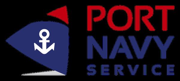 Logo Port Navy Service