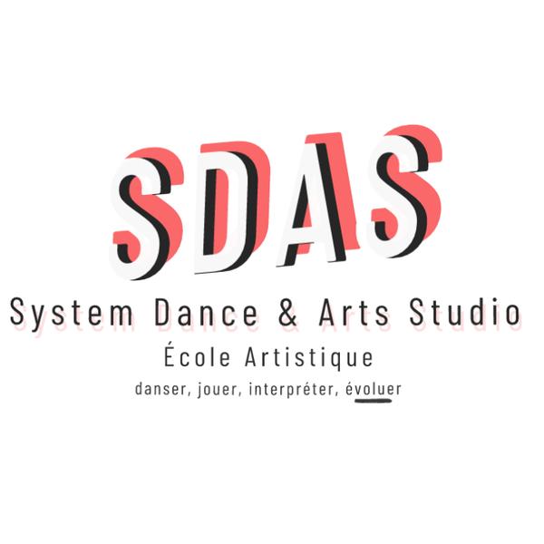 Logo System Dance and Arts Studio | École de danse | Marseille