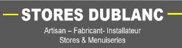 Logo Stores Dublanc