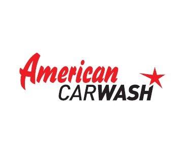 Logo American Car Wash