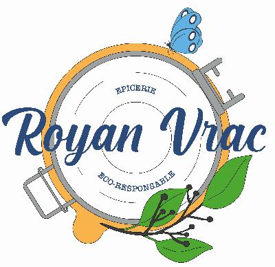 Logo Royan Vrac Tout l'essentiel de l'épicerie