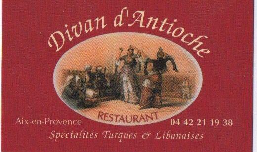 Logo Divan D'Antioche