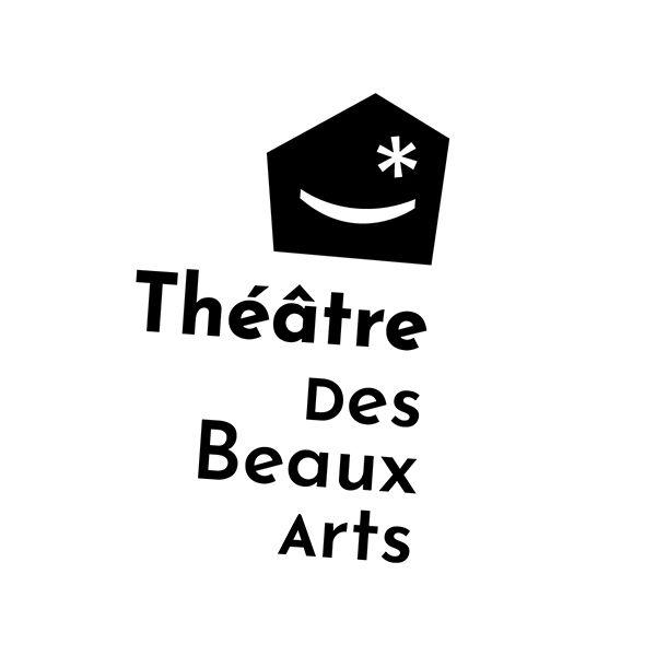 Logo Théâtre des Beaux Arts