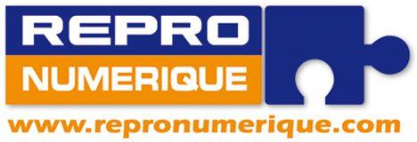 Logo Repronumérique