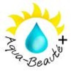 Logo Aquabiking VALENCE en cabine - Aqua-Beauté+