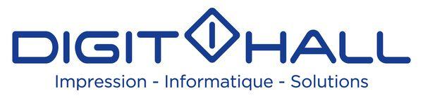 Logo Digit'Hall