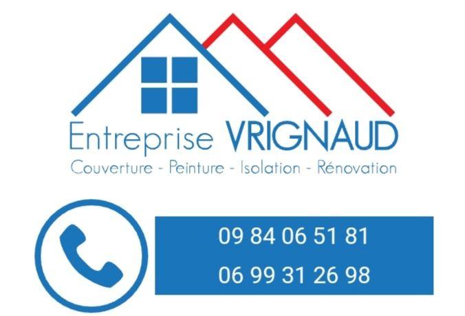 Logo Entreprise vrignaud