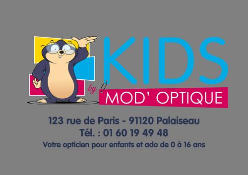 Logo Kids By Modoptique