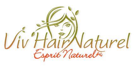 Logo Viv' Hair Naturel