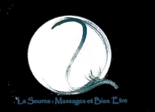 Logo La Source : Massages Et Bien Etre